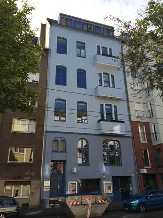 Rent this 3 bed apartment on Eifelstraße 29 in 50677 Cologne, Germany