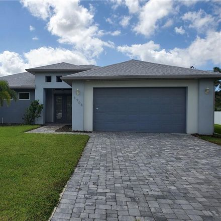 Rent this 4 bed house on 1908 Southwest 26th Street in Cape Coral, FL 33914