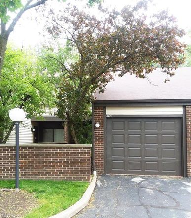 Rent this 2 bed condo on 505 Forsythia Lane in Richmond Heights, OH 44143