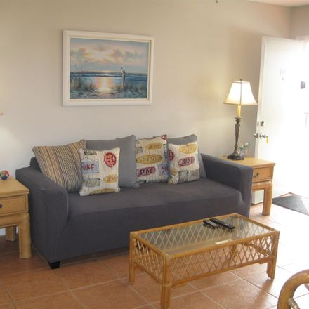 Rent this 1 bed apartment on 22 Tulip Avenue in Cocoa Beach, FL 32931