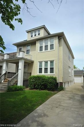 Rent this 2 bed house on 1476 Wayburn St in Grosse Pointe, MI