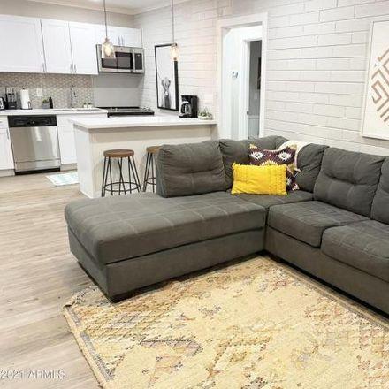 Rent this 1 bed house on 3771 East Montecito Avenue in Phoenix, AZ 85018