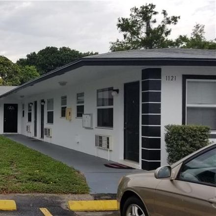 Rent this 1 bed apartment on 1119 Northeast 15th Street in Fort Lauderdale, FL 33304