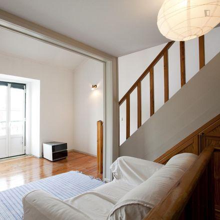 Rent this 1 bed apartment on Rua Manuel Bento de Sousa in 1150-334 Lisbon, Portugal