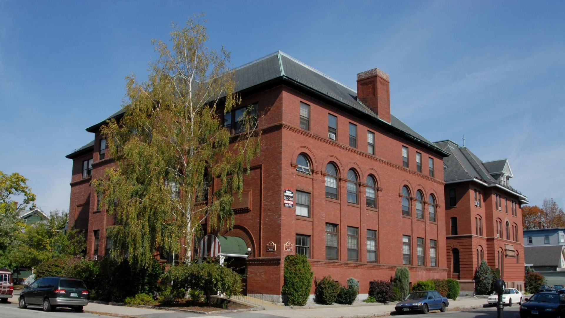 1-bed apartment at 521 Pine Street, Manchester, NH 03104 ...