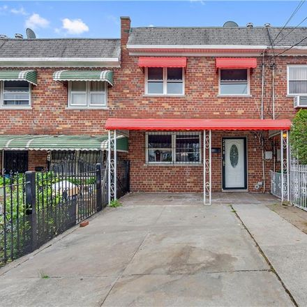 Rent this 3 bed house on 2218 Seward Avenue in New York, NY 10473