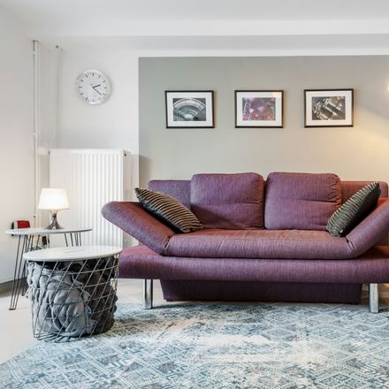 Rent this 1 bed apartment on Pallenbergstraße 23 in 40474 Dusseldorf, Germany