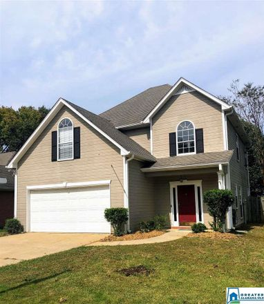 Rent this 4 bed house on 1608 Amberley Woods Ln in Helena, AL
