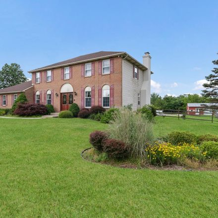 Rent this 4 bed house on 6617 Blueberry Ln in Pipersville, PA