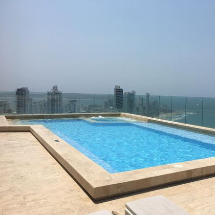 Rent this 1 bed apartment on Murano Elite Building in Avenida Carrera 1, Dique
