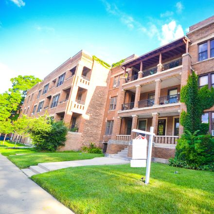 Rent this 2 bed condo on 1310-1312 East 54th Street in Chicago, IL 60615