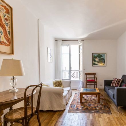 Rent this 1 bed apartment on Rue Lancret in 75016 Paris, France