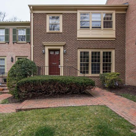 Rent this 4 bed condo on Westwood Shopping Center in 5103 Westbard Avenue, Bethesda