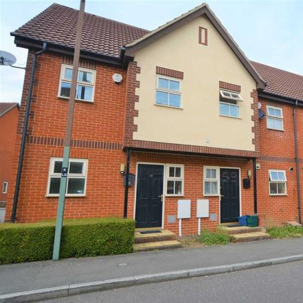 Rent this 3 bed house on Levens Hall Drive in Milton Keynes MK4 4GD, United Kingdom