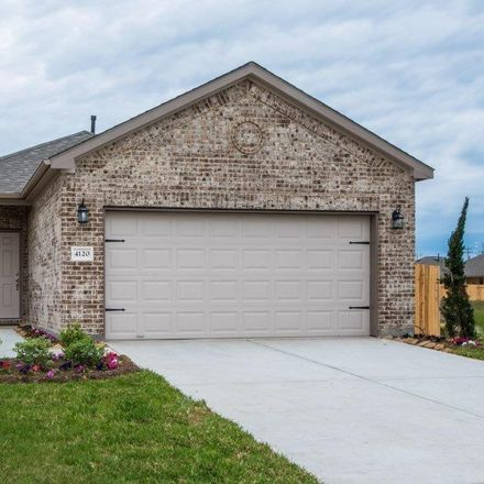 Rent this 3 bed house on Old Meadow Ln in Houston, TX