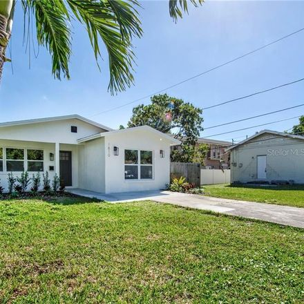 Rent this 3 bed house on 1810 Mississippi Avenue Northeast in Saint Petersburg, FL 33703