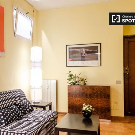 Rent this 1 bed apartment on Via dei Giuochi Istmici in 00194 Rome RM, Italy