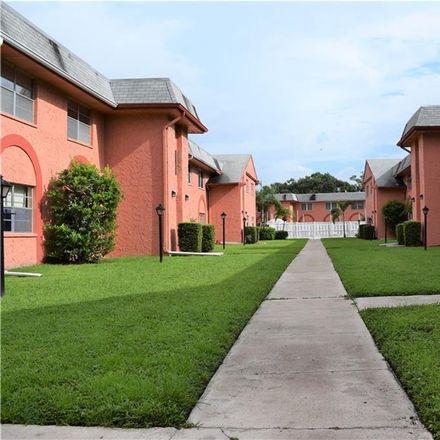Rent this 1 bed condo on SW Monroe Cir N in Saint Petersburg, FL