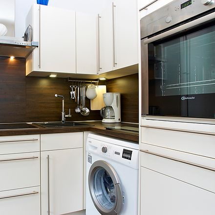 Rent this 1 bed apartment on Friedrichstraße 56 in 10117 Berlin, Germany