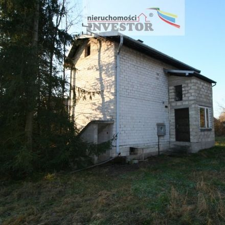 Rent this 3 bed house on Tarnowska in 32-823 Sterkowiec, Poland