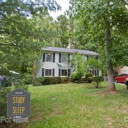 Rent this 5 bed house on 1715 Van Dyke Drive in Charlotte, NC 28213