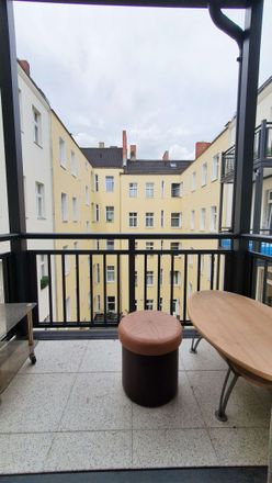 Rent this 3 bed apartment on Reginhardstraße in 13359 Berlin, Germany