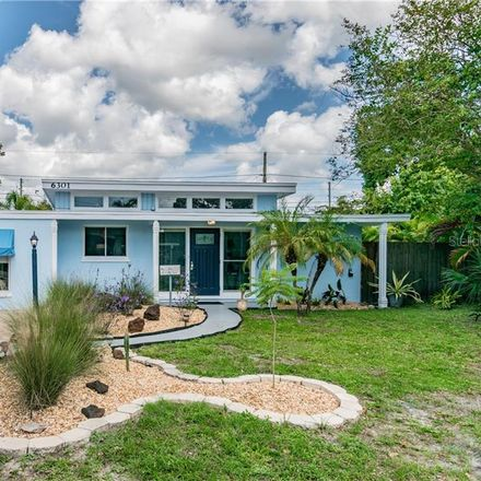 Rent this 3 bed house on 6301 21st Avenue North in Saint Petersburg, FL 33710