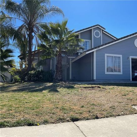 Rent this 5 bed house on 25393 Plumeria Lane in Moreno Valley, CA 92551
