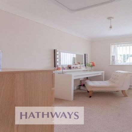 Rent this 3 bed house on Pant Gwyn Close in Cwmbran NP44, United Kingdom