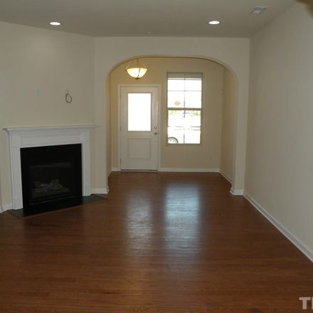 Rent this 3 bed townhouse on 10027 Lynnberry Place in Raleigh, NC 27617