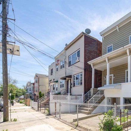 Rent this 2 bed apartment on Pearsall Ave in Jersey City, NJ
