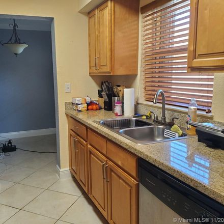 Rent this 1 bed condo on 8475 Southwest 94th Street in Kendall, FL 33156