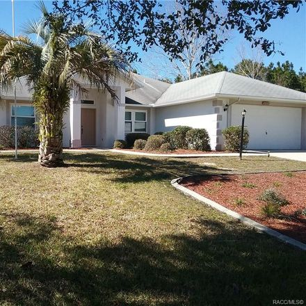 Rent this 3 bed house on N Brentwood Cir in Lecanto, FL