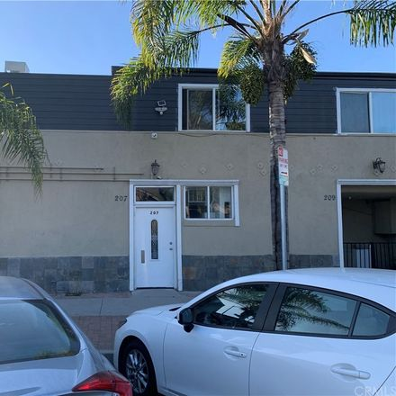 Rent this 1 bed condo on 209 Lime Avenue in Long Beach, CA 90802