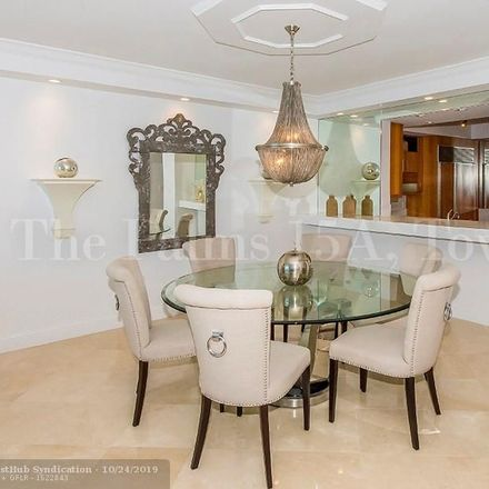 Rent this 3 bed condo on 2110 North Ocean Boulevard in Fort Lauderdale, FL 33305