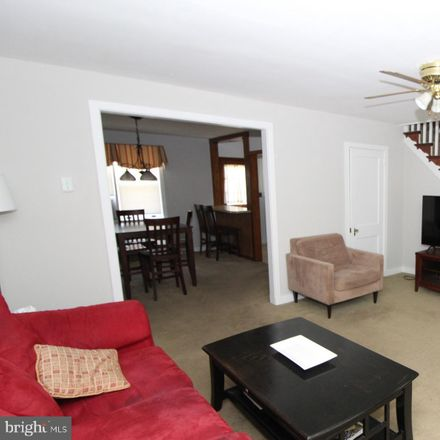 Rent this 3 bed townhouse on 22 South Bancroft Parkway in Wilmington, DE 19805