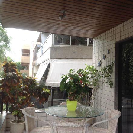 Rent this 1 bed apartment on Rua Professor Motta Maia 320 in Recreio dos Bandeirantes, Rio de Janeiro - RJ