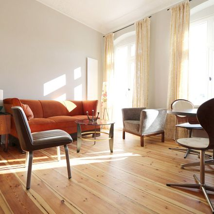 Rent this 1 bed apartment on Kita Vogelnest in Gaudystraße, 10437 Berlin