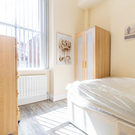 Rent this 1 bed room on Wolseley Gardens in Newcastle upon Tyne NE2 1HR, United Kingdom