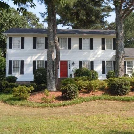 Rent this 4 bed house on 2517 Lakebrook Court in Dunwoody, GA 30360