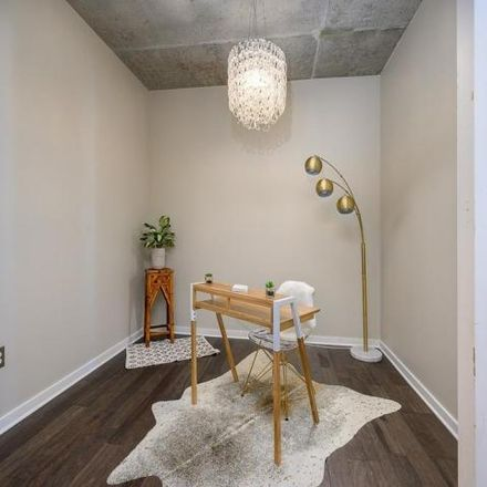 Rent this 2 bed condo on Icon in the Gulch in Division Street, Nashville