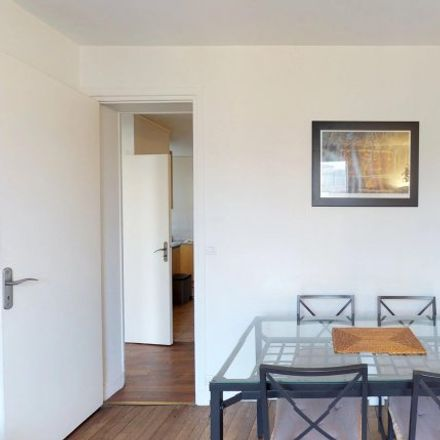Rent this 1 bed apartment on 10 Rue Barye in 75017 Paris, France