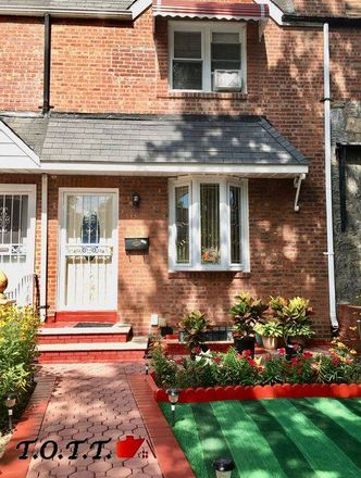 Rent this 2 bed townhouse on 107 Branton Street in New York, NY 11236