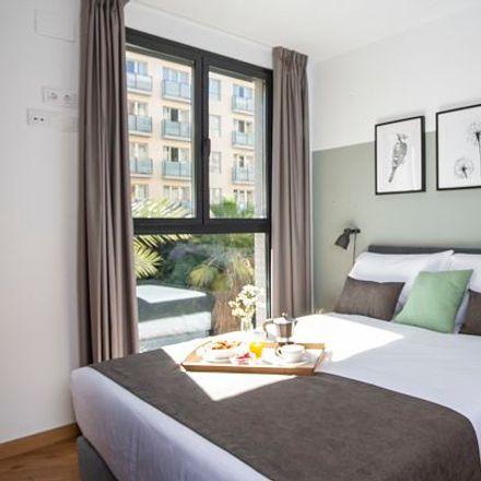 Rent this 1 bed apartment on Avinguda de Peris i Valero in 95, 46006 Valencia