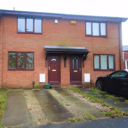 Rent this 2 bed house on Back Bury New Road East in Bolton BL2 1AW, United Kingdom