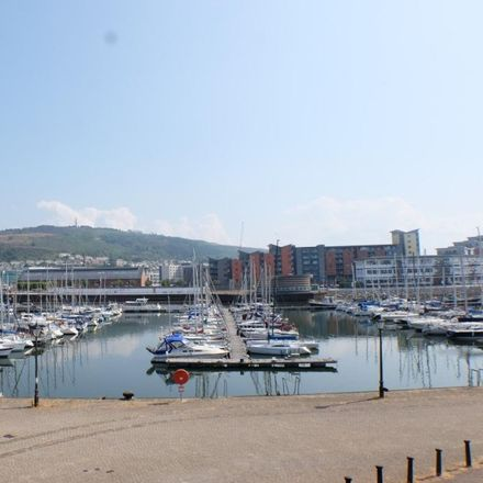 Rent this 3 bed apartment on Pockett's Wharf Car Park in Swansea Bay Cycle Path, Swansea SA1 1RU