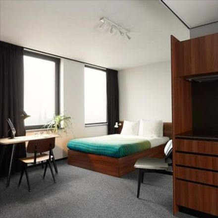 Rent this 1 bed apartment on The Student Hotel Eindhoven in Stationsweg, 5611 AA Eindhoven