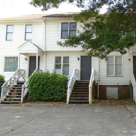 Rent this 2 bed townhouse on 4308 Bayliner Drive in Raleigh, NC 27604