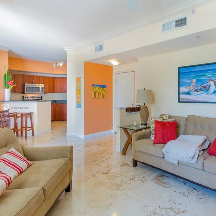Rent this 1 bed condo on 9172 Collins Avenue in Surfside, FL 33154