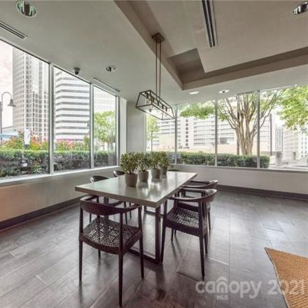 Rent this 2 bed condo on Basil Thai Cuisine in 210 North Church Street, Charlotte